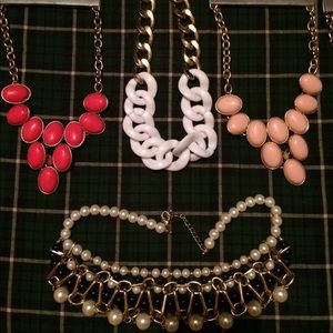 Costume Necklace Bundle